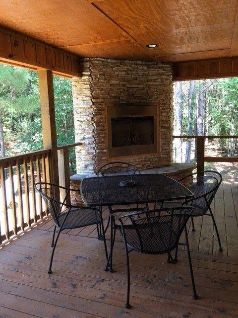 Luxury Log Cabin For Sale In Broken Bow Hochatown Ok