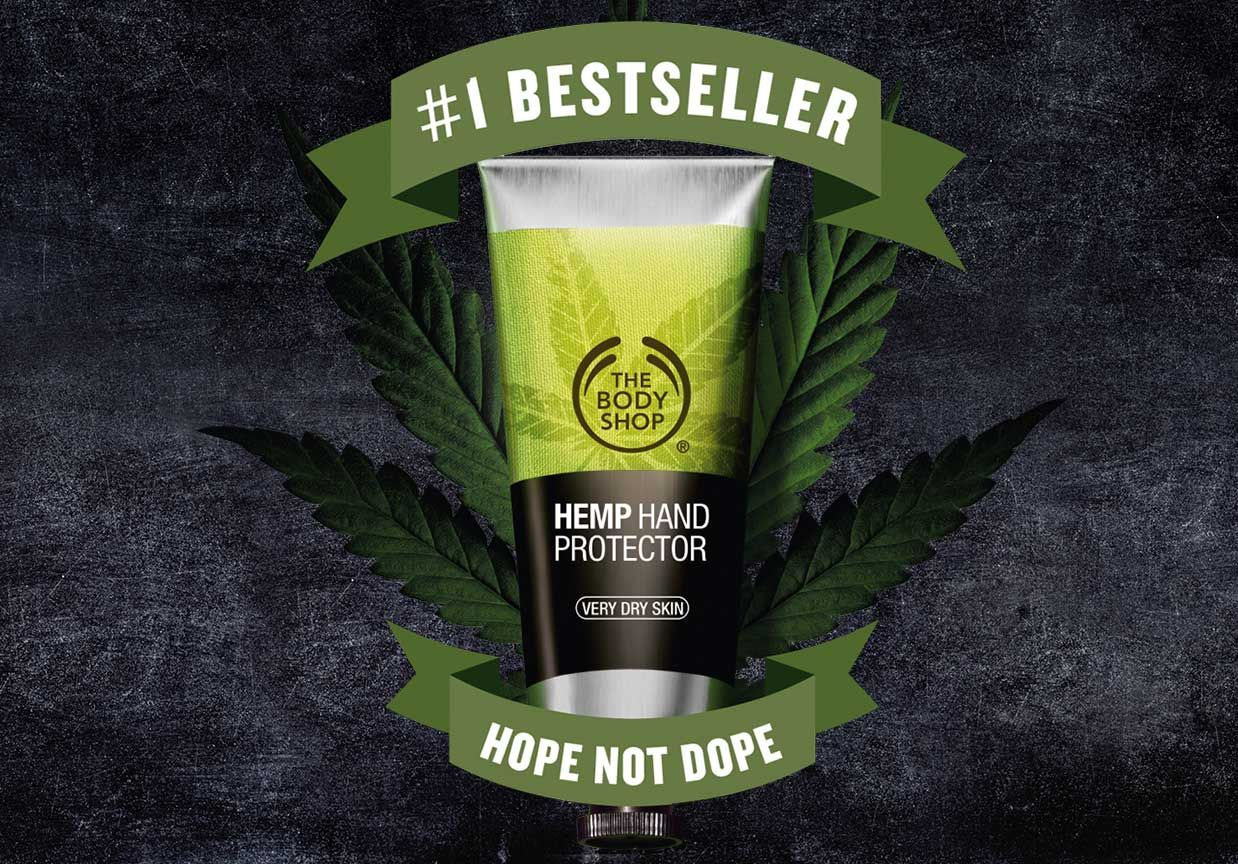 The Body Shop, Love this stuff!!!