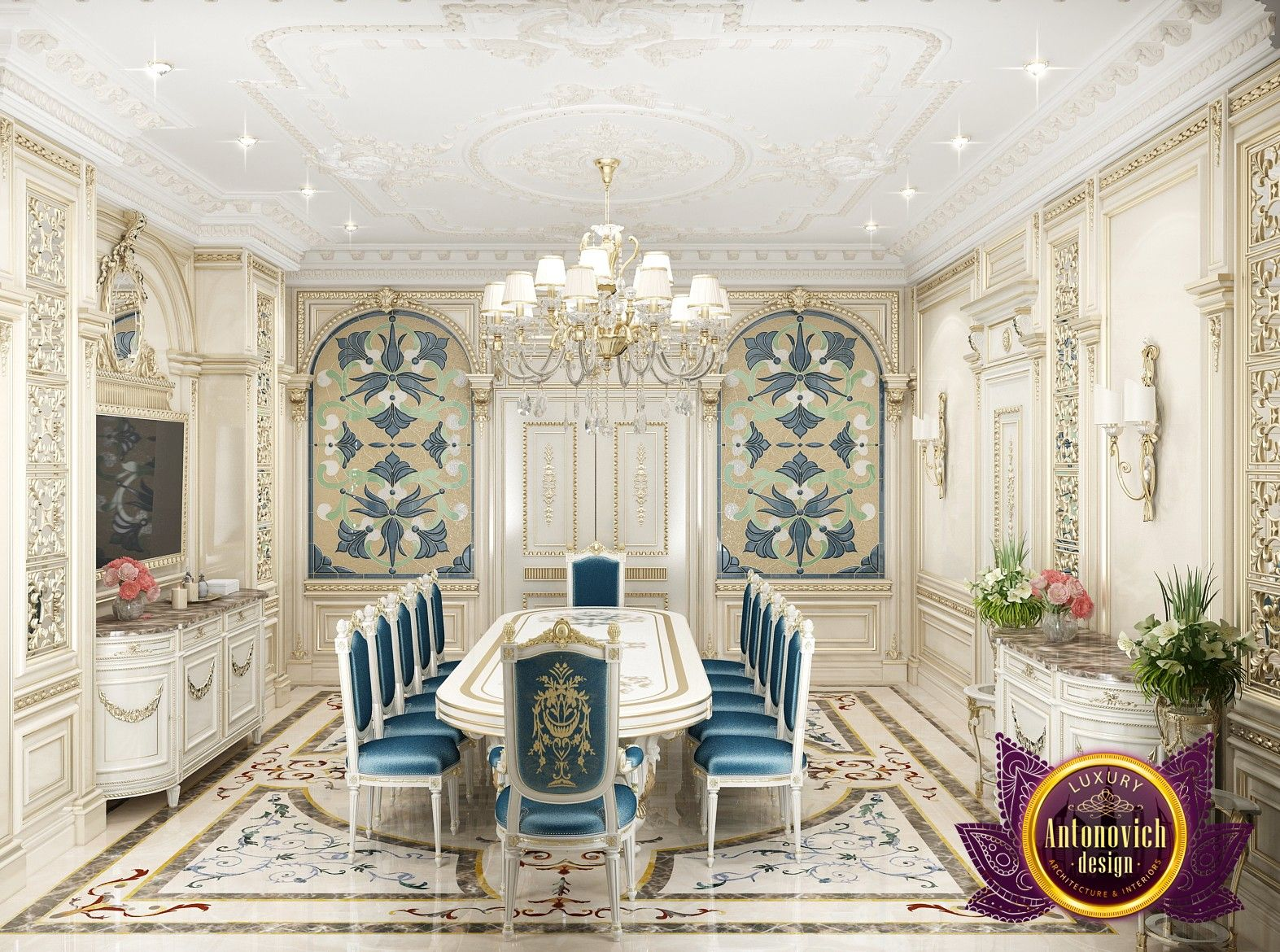 You can have a look at our lavish women majlis designs in the gallery - Luxury Villa Design Pakistan