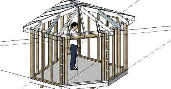 Image Result For Corner Summer House Plans Corner Sheds Diy Shed Plans Shed Plans