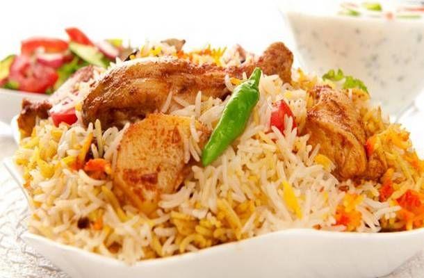 طريقة عمل أرز بخاري بالدجاج Biryani Recipe Chicken Biryani Recipe Chicken Recipes