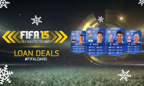 EA Sports' FIFA 15 twitter account has confirmed the release of FIFA 15 Ultimate Team TOTY Loan Players Tree ways to gain cheap Fifa 15 coins: 1. Join Fifa 15 giveaway promotion: Jan 27 to Feb 05, 2015 2. Join 60,000K Fifa 15 giveaway flash sale: Feb10, 2015 03:00 a.m. GMT 3. Use the 8% discount code: SW6SNS to purchase. Which ways do you prefer? http://www.safewow.com/