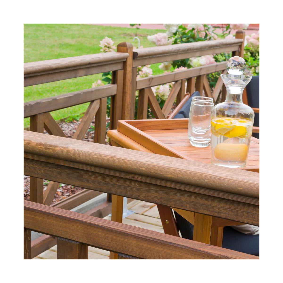 Plot Tarasowy Z Porecza Ken Sobex W Atrakcyjnej Cenie W Sklepach Leroy Merlin Handrail Plots