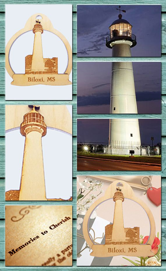 Looking For A Biloxi Lighthouse Ornament One Of The Few