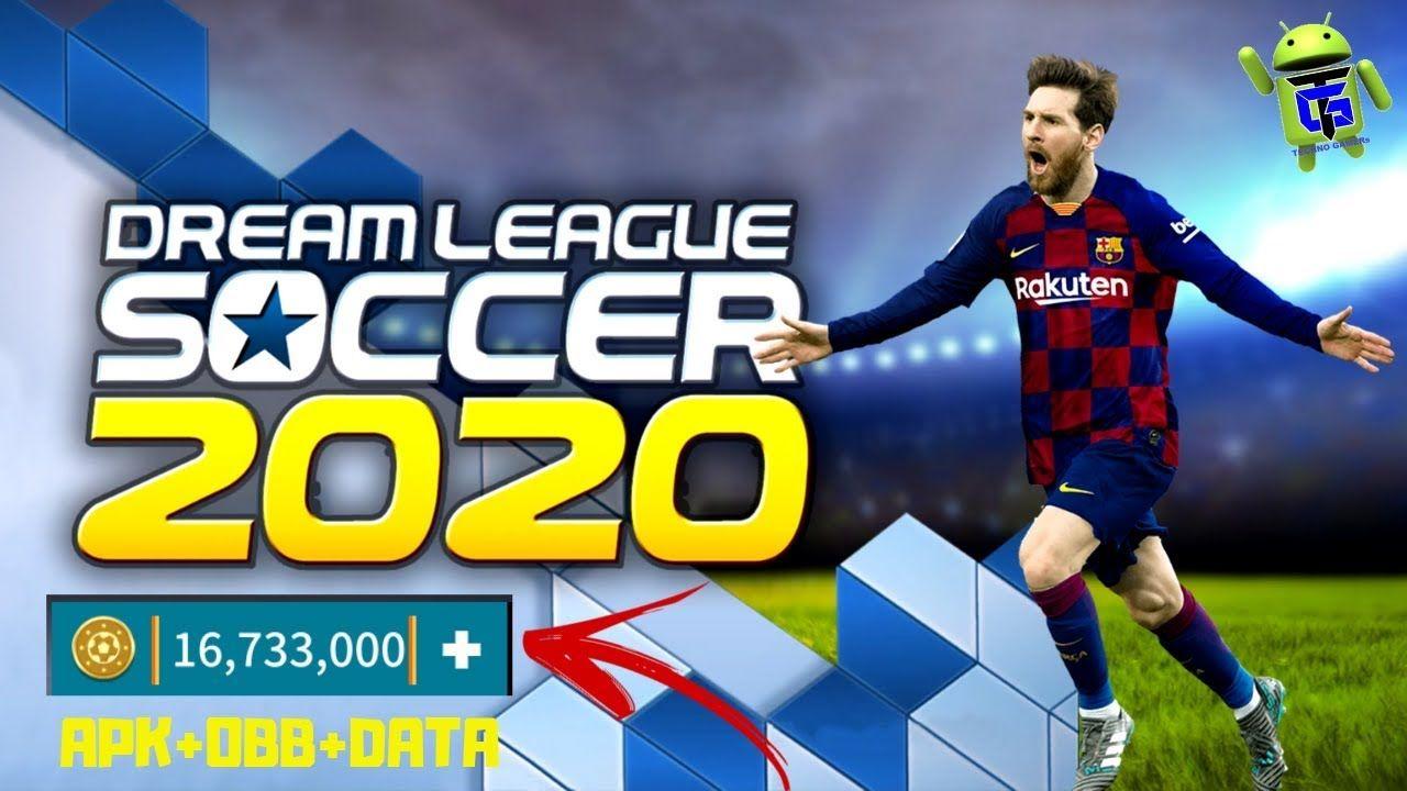Dream League Soccer 2020 Dls 20 Android Offline Mod Apk Download Barselona Futbol Futbol Sport