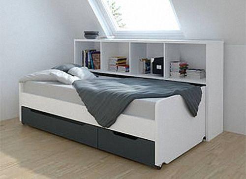Wellemoebel-Unlimited-Sofa-Bett-mit-Uberbau-und-Schubkaesten ...