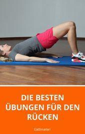 Die besten Übungen für den Rücken   - Fitness - #besten #den #Die #Fitness #für #Rücken #Übungen