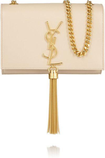 26c8fbbc10e5 Love this  SAINT LAURENT Monogramme Leather Shoulder Bag  Lyst ...