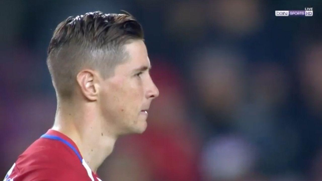 Fernando Torres Hairstyle Fernando Torres Vs Barcelona Away Poosbel Hair Styles Fernando Torres Hairstyle Hair Styles