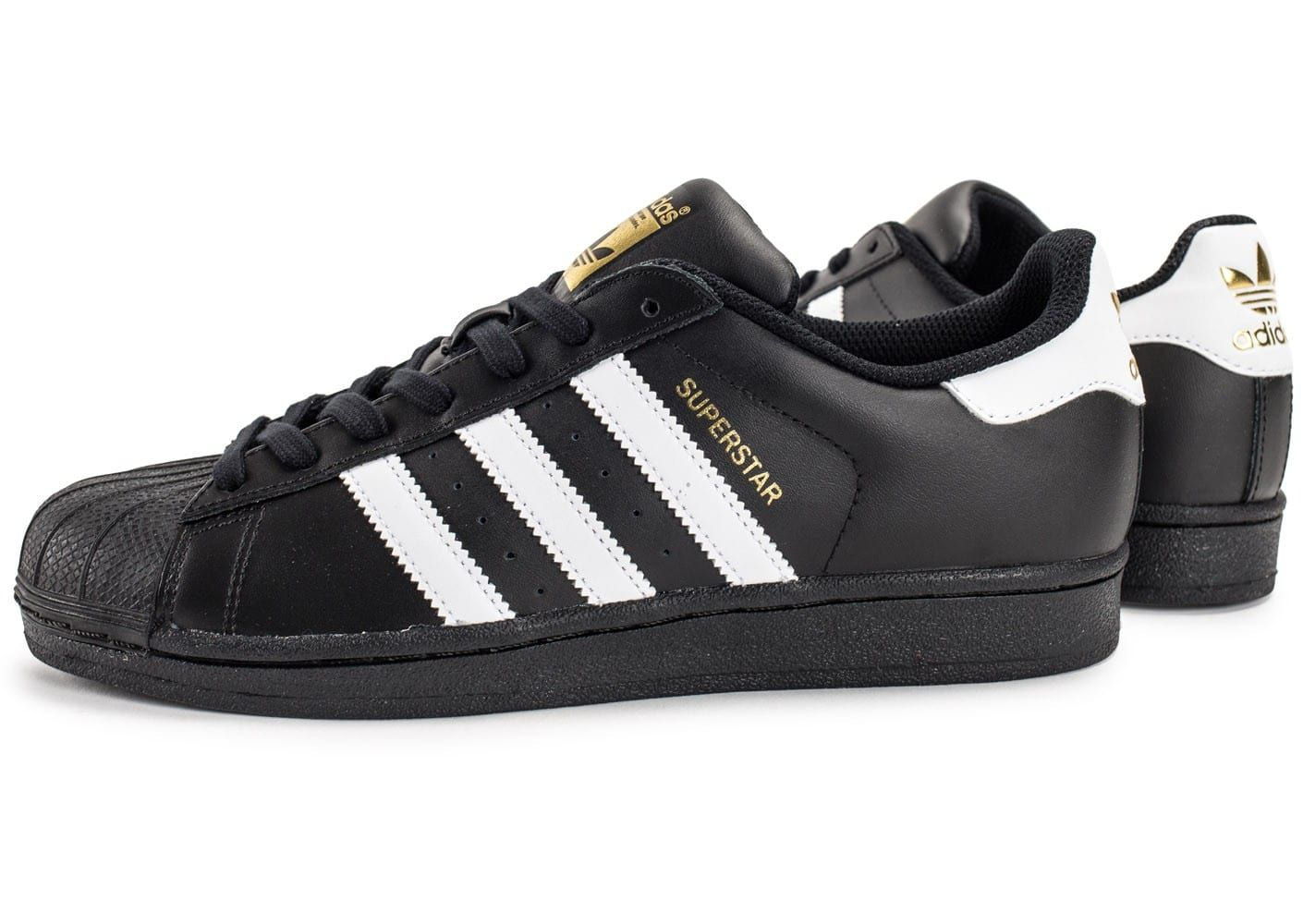 adidas chaussure noire