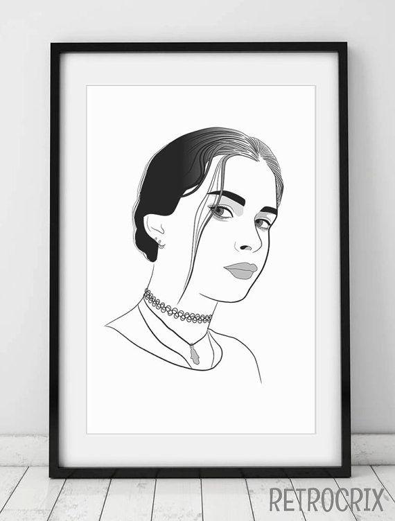 Mira este artículo en mi tienda de Etsy: https://www.etsy.com/es/listing/294311531/custom-portrait-personalized-portrait