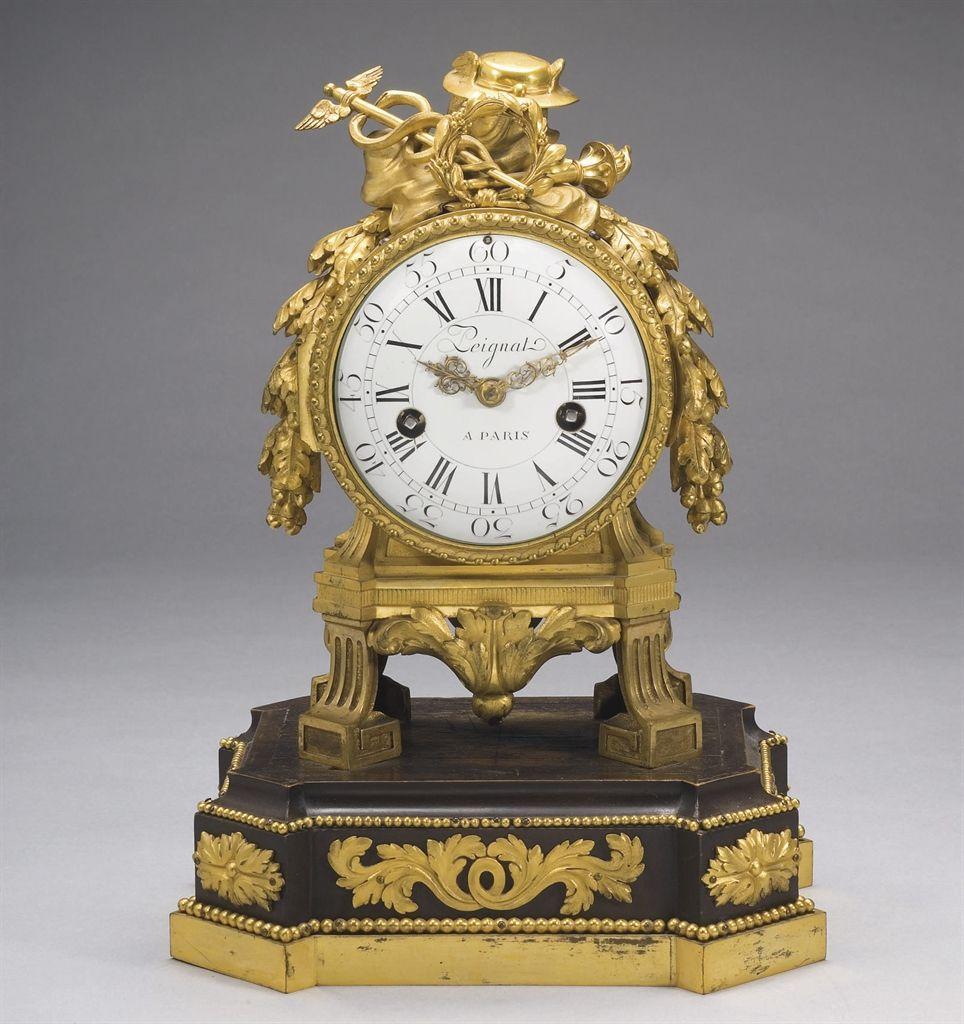 Date Unspecified Pendule D Epoque Louis Xvi Estampille De