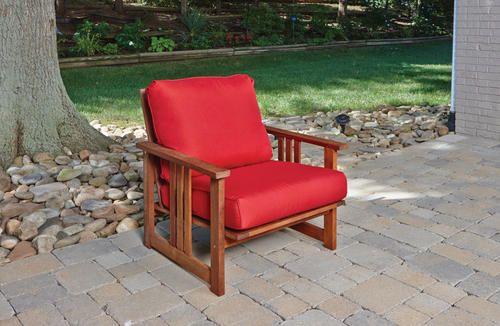 Backyard Creations Ashland Chair At Menards 60 Backyard