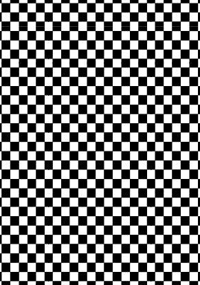 Printable Checkered Flag Paper