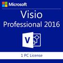 Microsoft Visio Professional 2016 Full Version