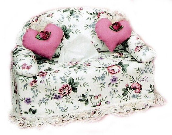 Sofa Tissue Box Cover Pattern Tissue Cover Tissue Box