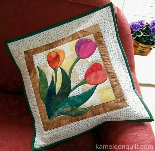 Cuixi en tulipans