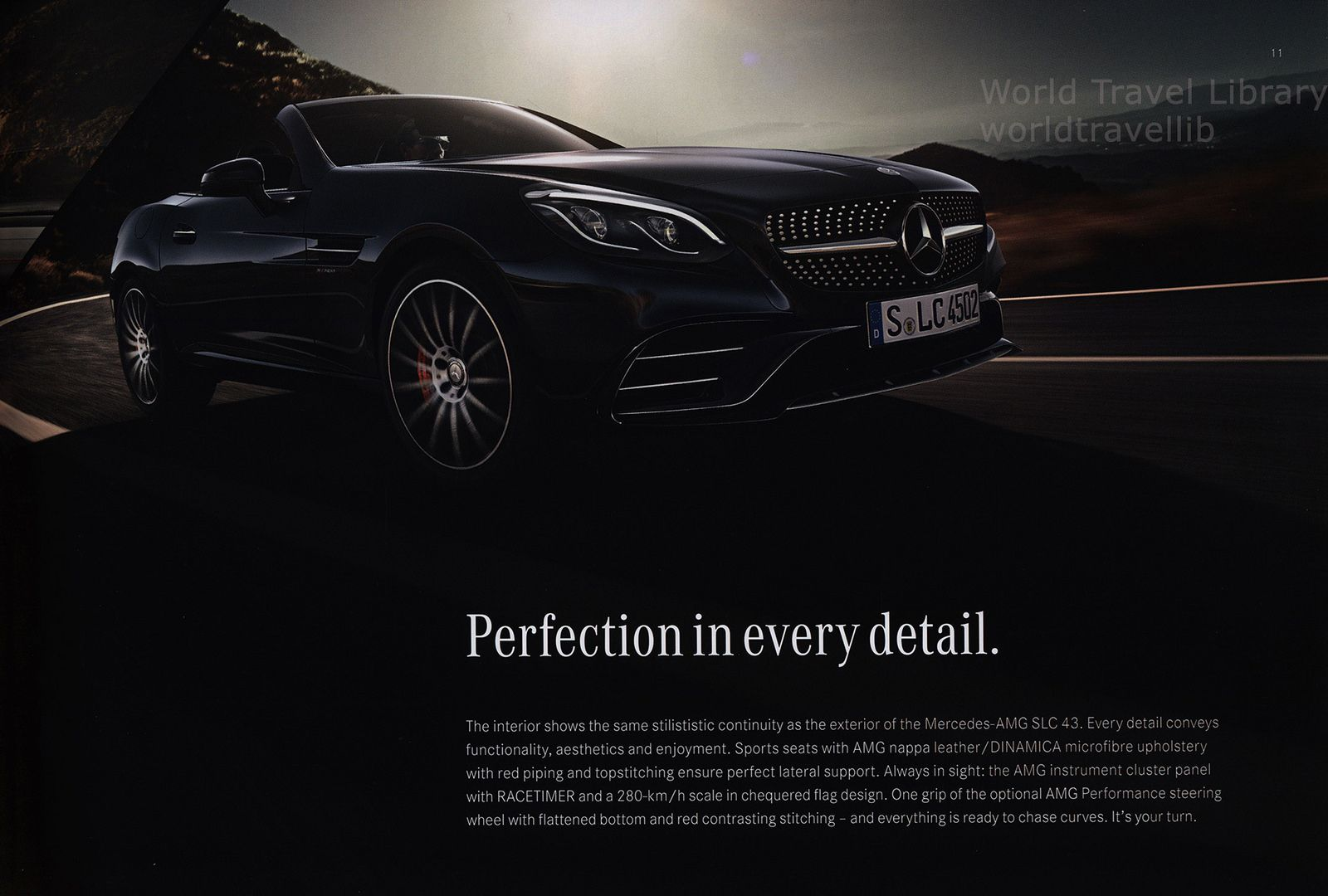 https://flic.kr/p/TC6ohb | Mercedes-Benz SL and SLC AMG Roadster;  2015_3