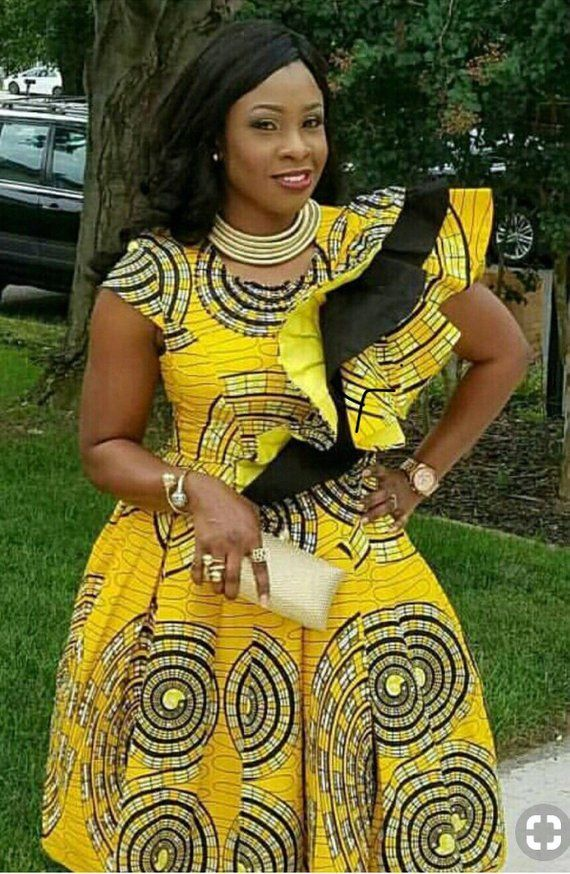 d71f271a7402 African women clothing/ African print dress/ African clothing for women/  Ankara wedding dress/ Afric