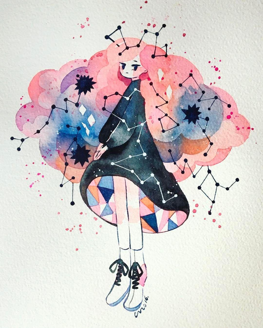 Art Drawings, Colorful Drawings, Drawings