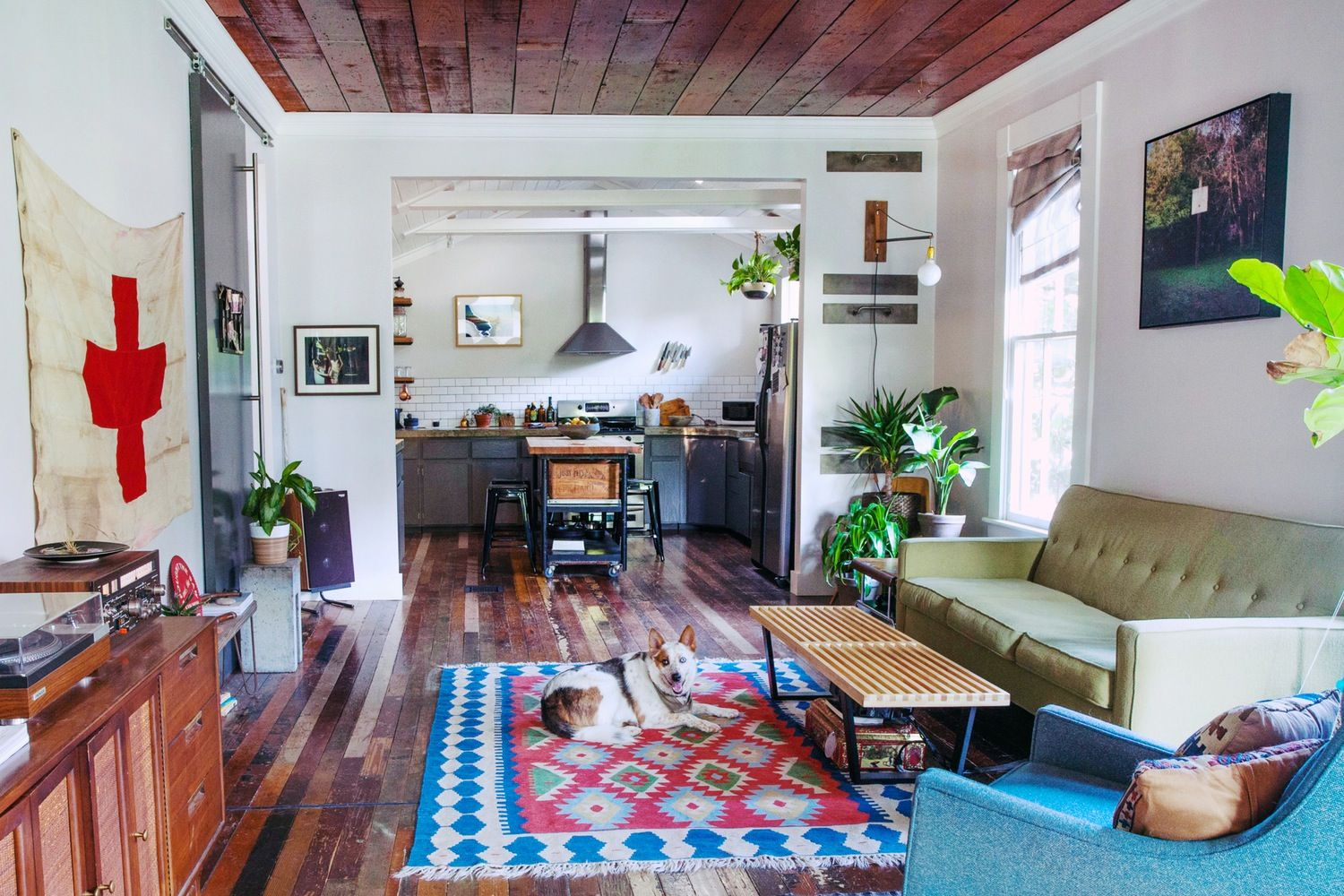 An East Austin Home Full Of Mid C Furniture 1930s Industrial Ephemera Living Room Furniture Layout Furniture Layout Buy Used Furniture