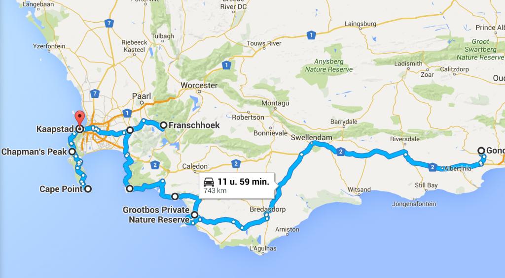 TRAVEL / Garden Route, ZuidAfrika De mooiste road trip