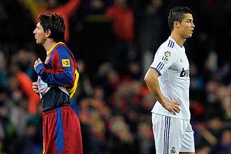 Lionel Messi vs. Christiano Ronaldo
