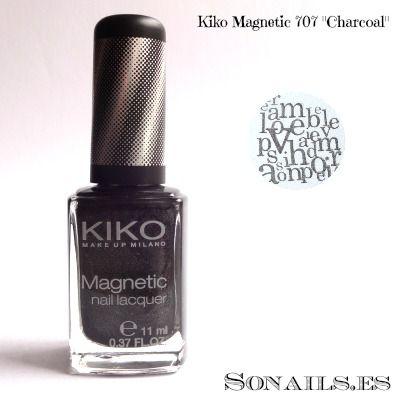 "Kiko Magnetic 707 ""Charcoal"""