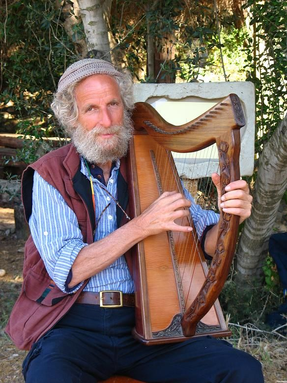 The Atara Nevel Harp Of Harrari Harps In Israel I Own Two Of These