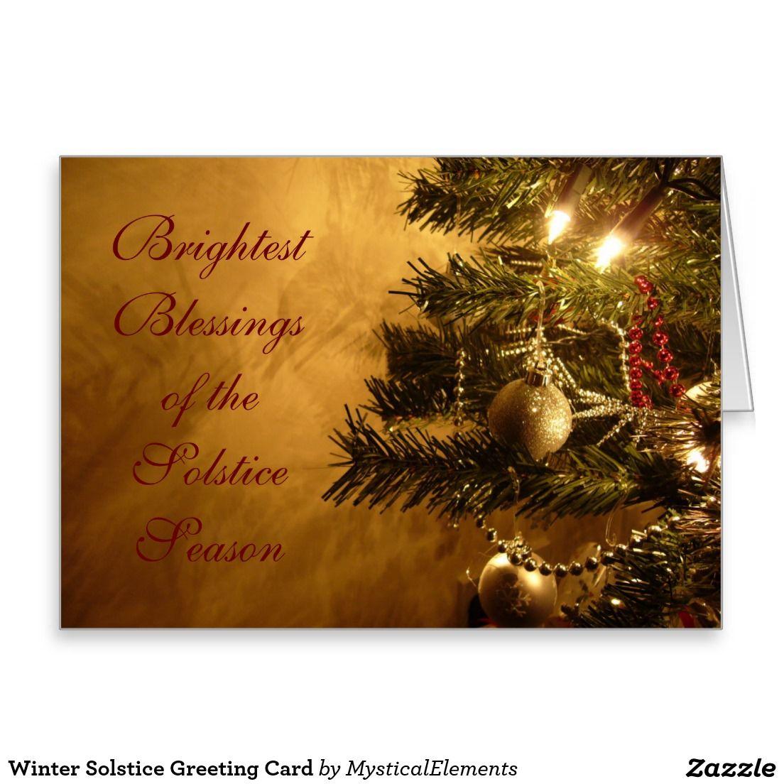 Winter solstice greeting card winter solstice winter solstice greeting card m4hsunfo