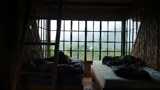 Zephyr Lodge: Dorm Room!29febr