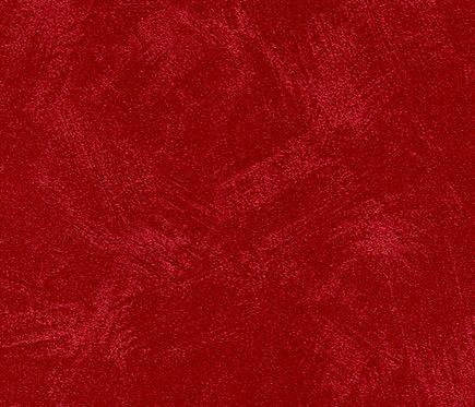 Papel pintado enlucido rojo rub n 5 papel for Papel pintado rojo