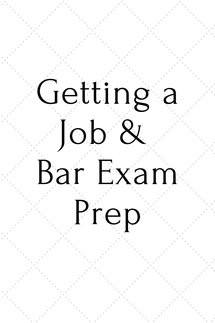 Pin by Fit Future Attorney on Getting a Job and Bar Exam