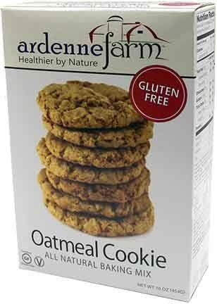 Ardenne Farm Gluten Free Oatmeal Cookie Mix 16 Ounce ...
