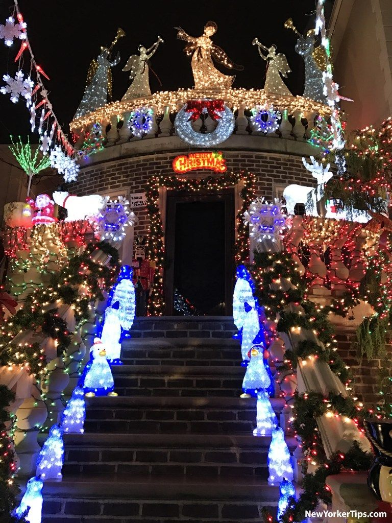 Visit Dyker Heights Christmas Lights All The Info