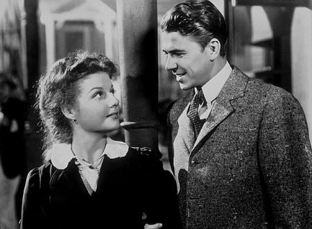 Image result for ronald reagan and anne sheridan in king's row