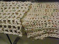MissesStitches - Crocheted Dishcloths