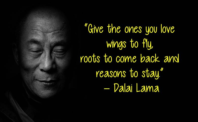 Dalai Lama Quotes Awesome Dalai Lama Quotes That Will Change The Way You Think  Citaty