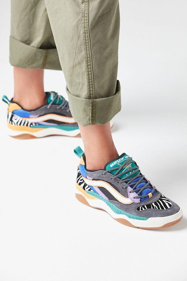 Vans Zebra Brux WC Sneaker   Sneakers