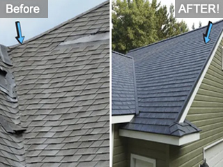 New Roof Replacement Service Helps Homeowners Get A New Energy Efficient Roof At Affordable Prices In 2020 Homeowner Roofing Simple House