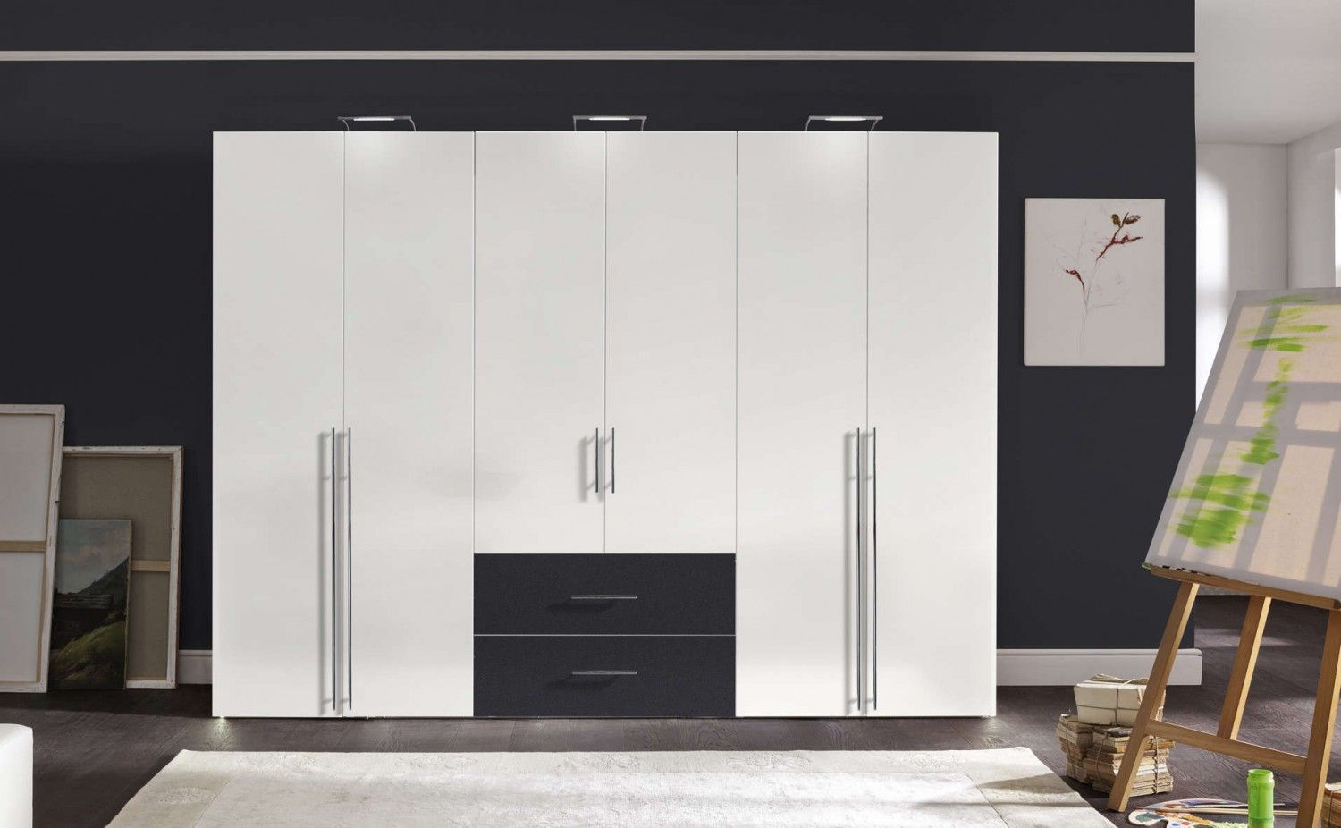 Brooklyn 339 17090 Wardrobe With Images Contemporary Furniture Stores Contemporary Furniture Creative Furniture