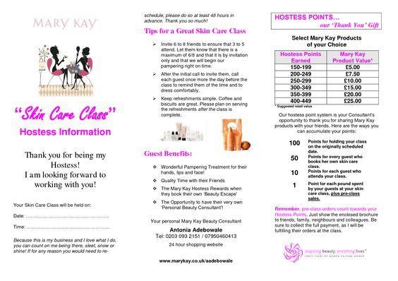 Mary kay promotional flyers mary kay flyer templates sarah wade mary kay promotional flyers mary kay flyer templates saigontimesfo