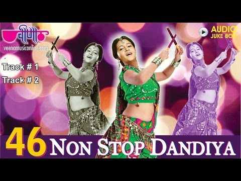 46 Superhit New Navratri Non Stop Garba Dandiya Dance Songs