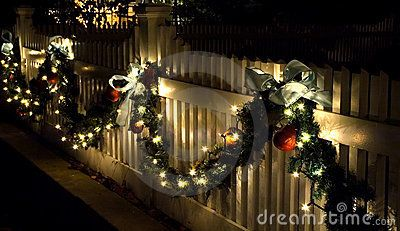fence decorations google search