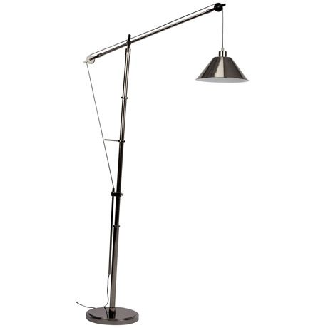 Lever floor lamp freedom furniture and homewares