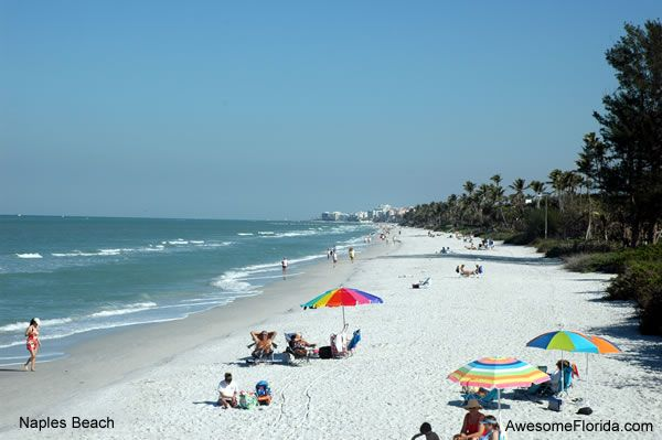 Naples Florida S Vacation And Beach Guide