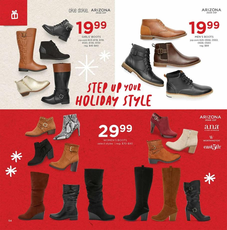 JCPenney Black Friday Ad Scan, Deals