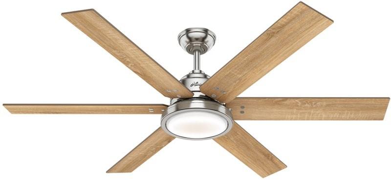 Hunter 59397 Warrant 70 Inch Noble Bronze Ceiling Fan With Light Delmarfans Com Ceiling Fan Ceiling Fan With Light Fan Light 70 inch ceiling fan with light