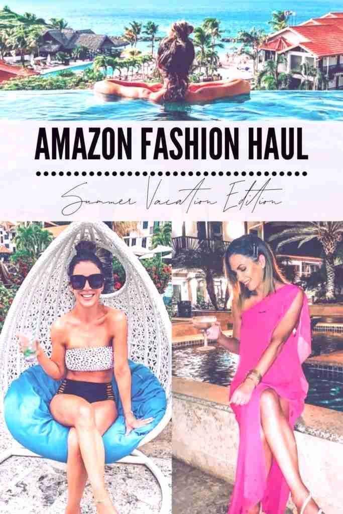 amazon vacation haul