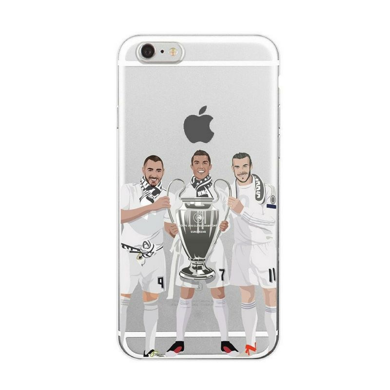 funda iphone 7 futbol